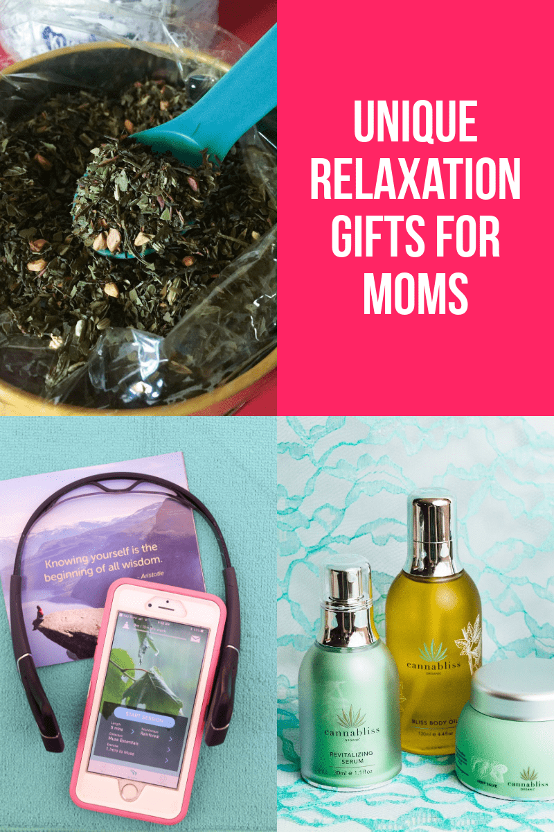 Mother's Day may be wrapping up at the end of this week, but mom deserves special gifts year round, don't you think? Whether it's for her birthday, an anniversary, or just because, these 3 unique gifts will help her relax and feel pampered!