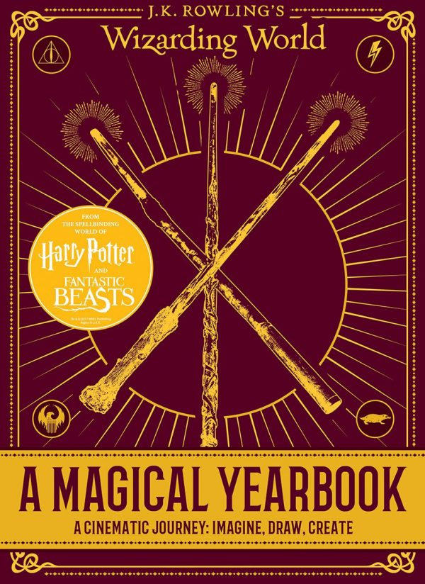 A Magical Yearbook 20 Harry Potter Books Every True Fan Should Own