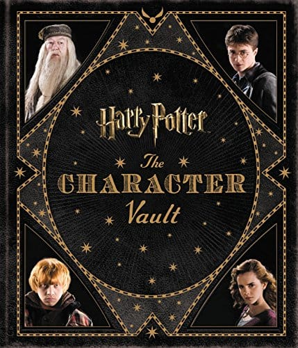 Character Vault 20 Harry Potter Books Every True Fan Should Own