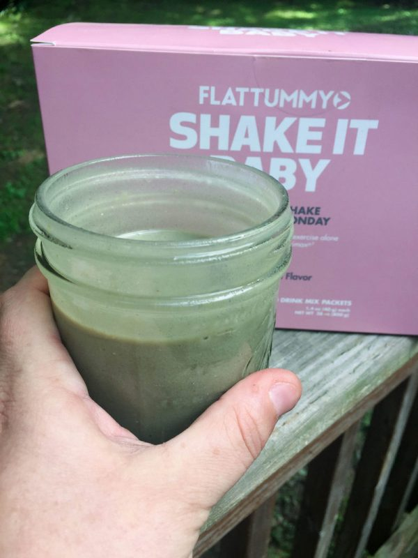 Flat Tummy Co.'s Shake It Baby meal replacement shake program review