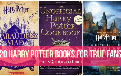 20 Harry Potter Books Every True Fan Should Own