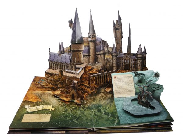 Harry Potter Pop Up 20 Harry Potter Books Every True Fan Should Own