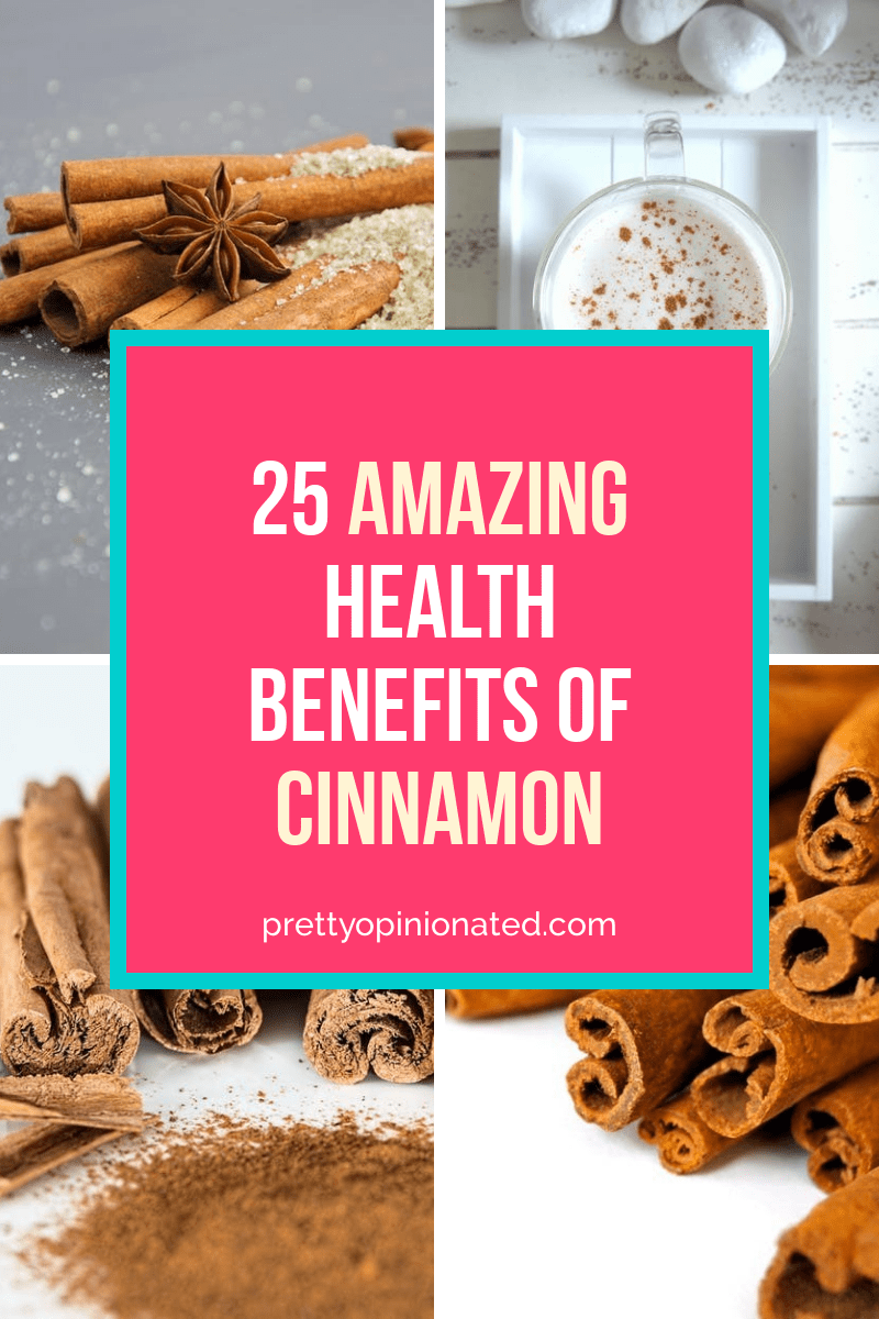 Cinnamon isn't just tasty! It's also chock full of fabulous health benefits, most of which are even backed by science!  Let's check out a few of the amazing health benefits of cinnamon, shall we?