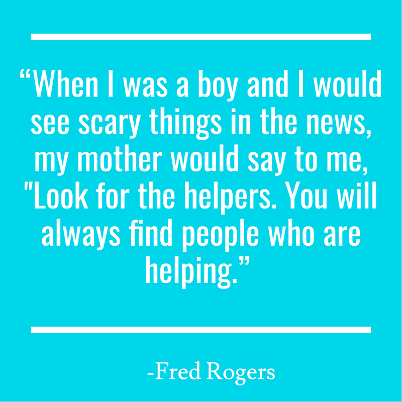 Mr Rogers Look for the Helpers Quote