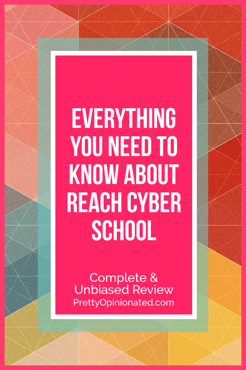If you're looking for a detailed REACH Cyber Charter School review from a totally unbiased source, I've got you covered.  I'm going to tell you everything we loved about it, the few things that we didn't love, and what to expect when you\'re child attends REACH.
