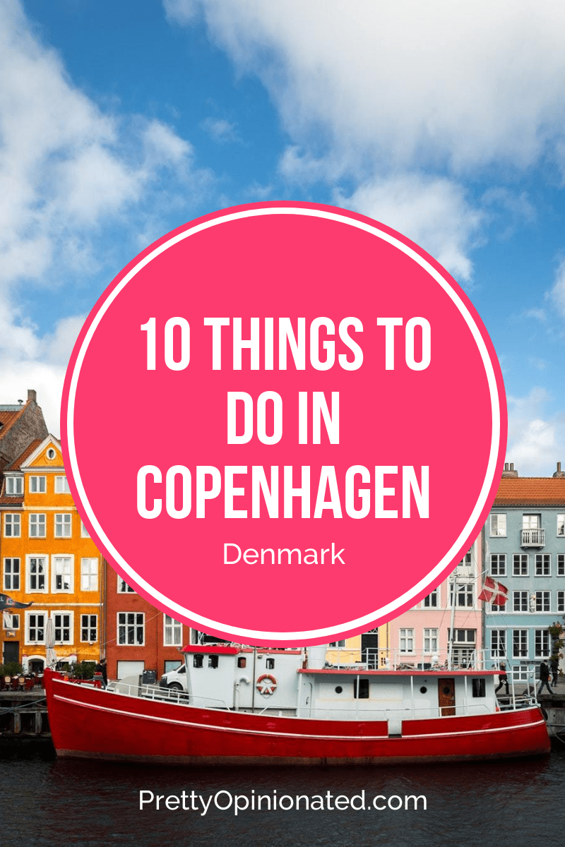 Want to see where the happiest people on Earth live? Plan a trip to Copenhagen! This one underrated city in Denmark now ranks #1 as the world's most livable city.  Read on to see what's on my dream itinerary!