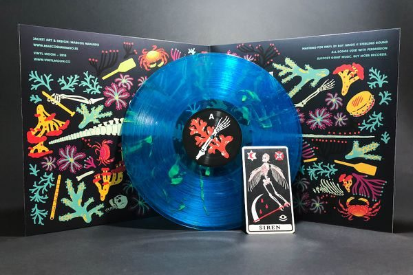 Vinyl Moon Record Subscription Box for Men