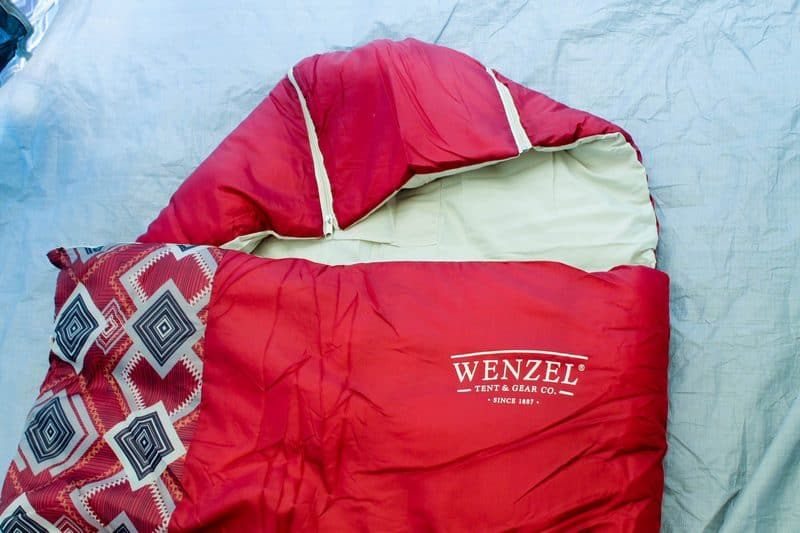 Wenzel Camping Gear 6 of 11 This Tent Makes Camping Easy, Even For First-Timers!