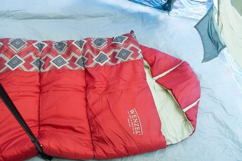 Wenzel Camping Gear 7 of 11 This Tent Makes Camping Easy, Even For First-Timers!