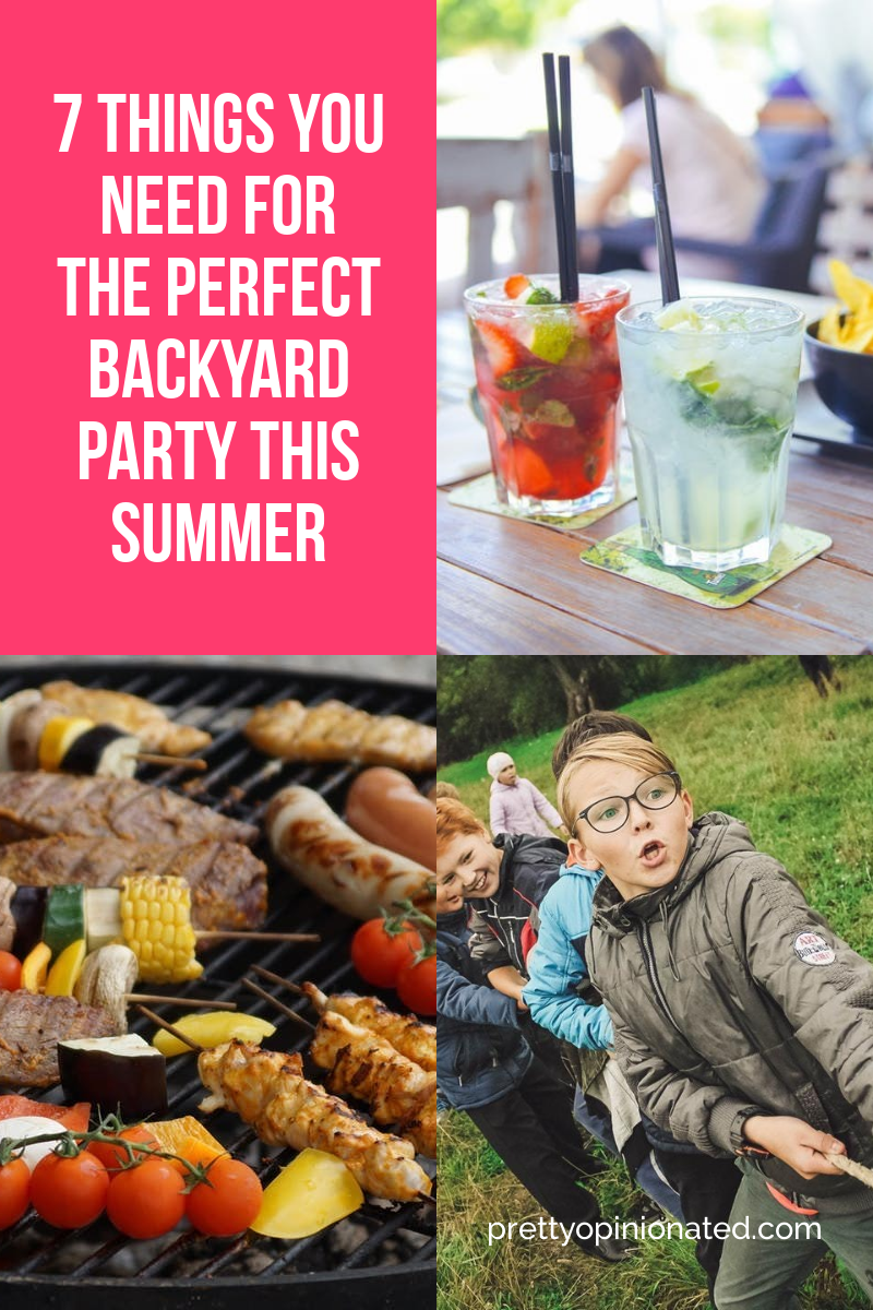 Do you want to be the host with the most this summer? You love having guests over, but you aren't sure where to start. Check out some of these tips so you can throw the best party ever.