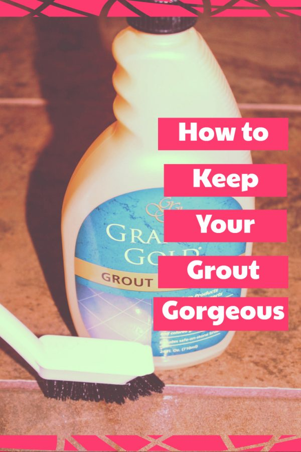 granite gold grout cleaner a How to Keep Your Grout as Gorgeous as Your Granite