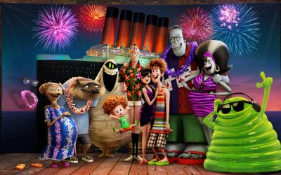 Hotel Transylvania 3: Summer Vacation Activity Sheets + How to Save $5 Off Your Ticket!