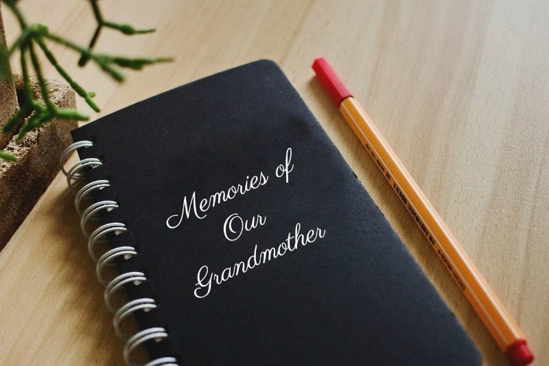 memory book 5 Beautiful Ways to Remember a Lost Loved One
