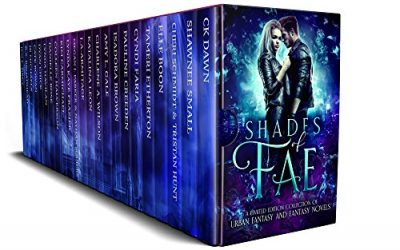 Pre-Order Shades of Fae Now & Spend Your Summer Lost in a Good Faerie Tale!
