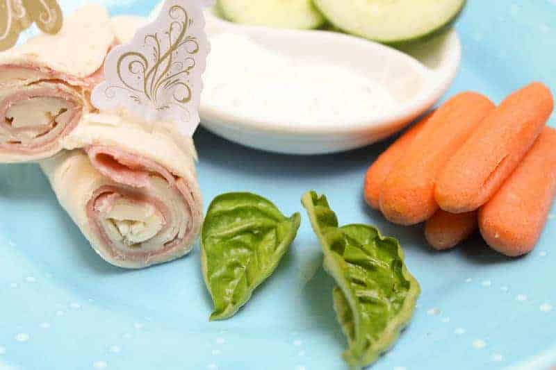 """5 Reasons to Let Kids Make Their Own School Lunch + """"The Picky Eater"""" Wrap Recipe"""