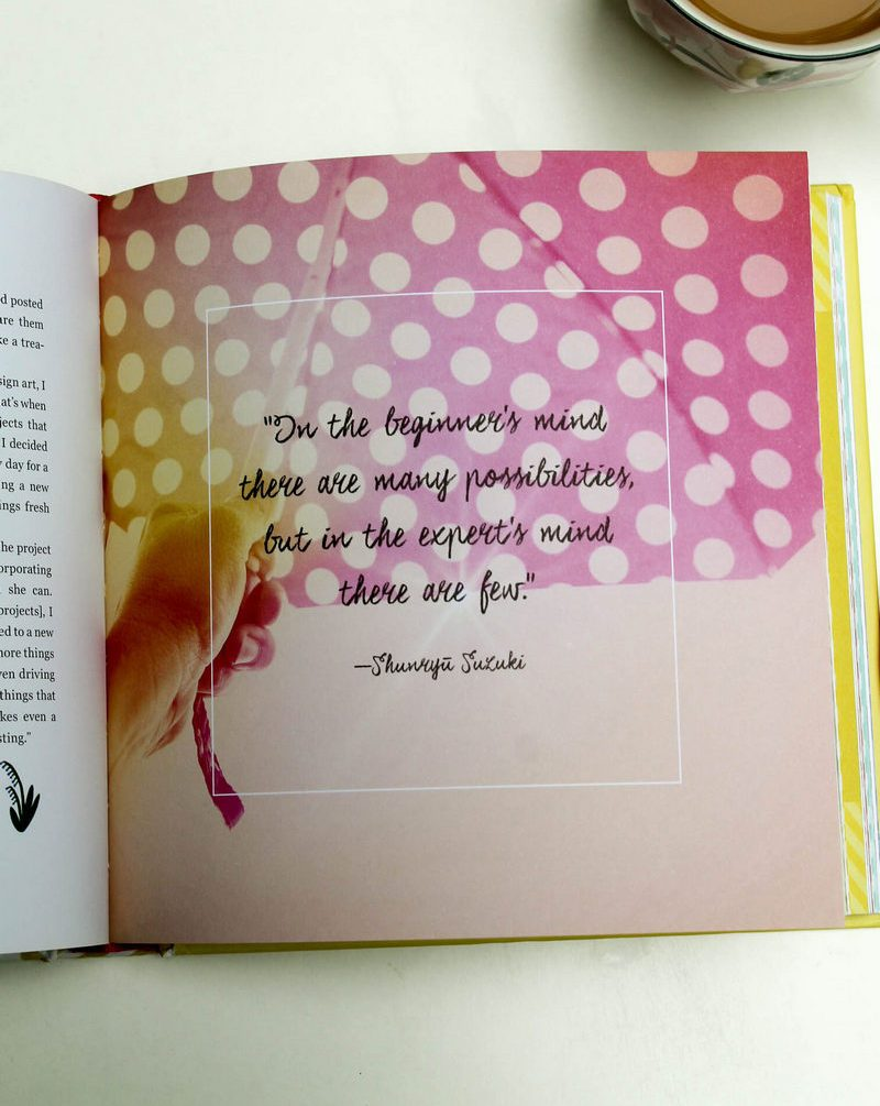Creativity Takes Courage Book Review 8 of 16 Dare Yourself to be More Expressive with Creativity Takes Courage