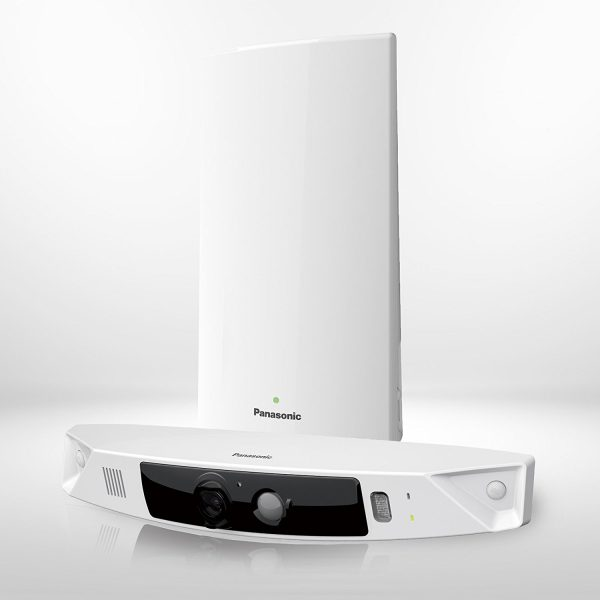 Spy on the World Beyond Your Front Door with HomeHawk by Panasonic!