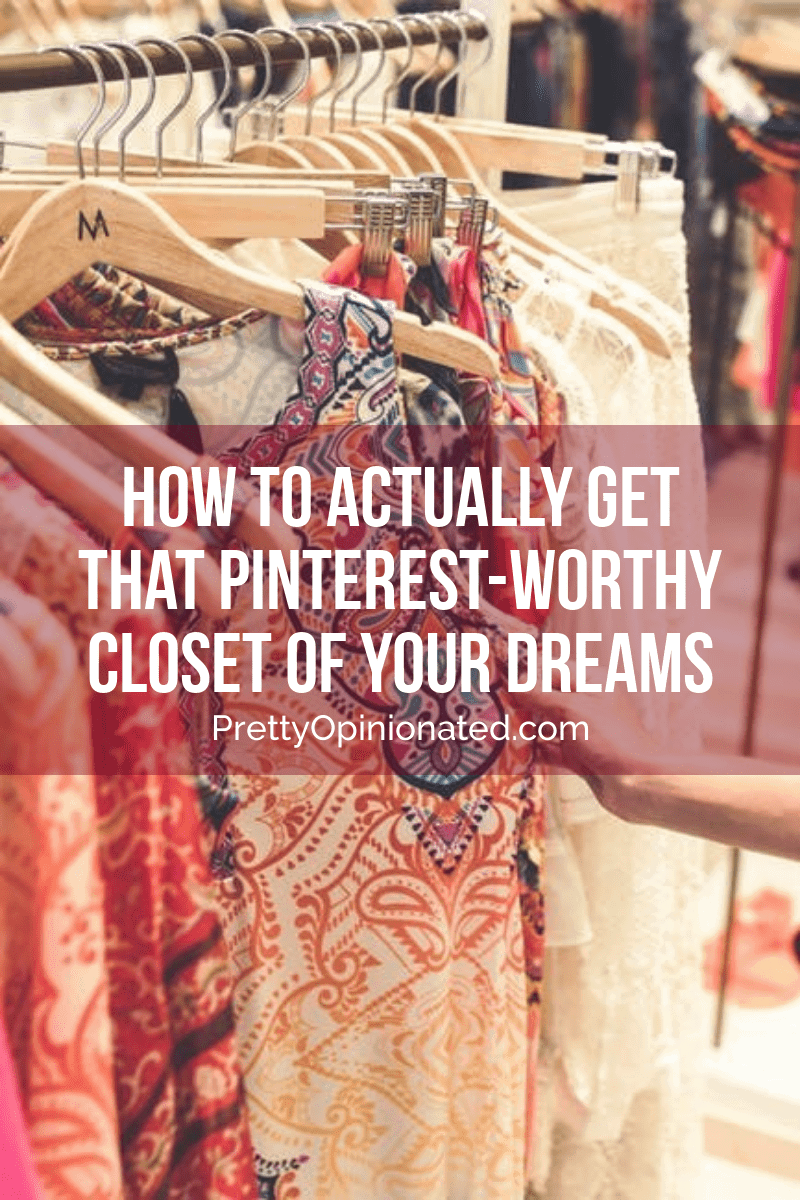 If you\'ve ever ooh\'d and ahh\'d over impeccably organized wardrobes on social media and exclaimed that an image was #closetgoals, you need to check out these tips!