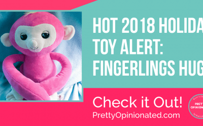 WowWee's NEW Fingerlings Hugs Hit Stores Today & They are INSANELY Cute! (#FingerlingsFriday)