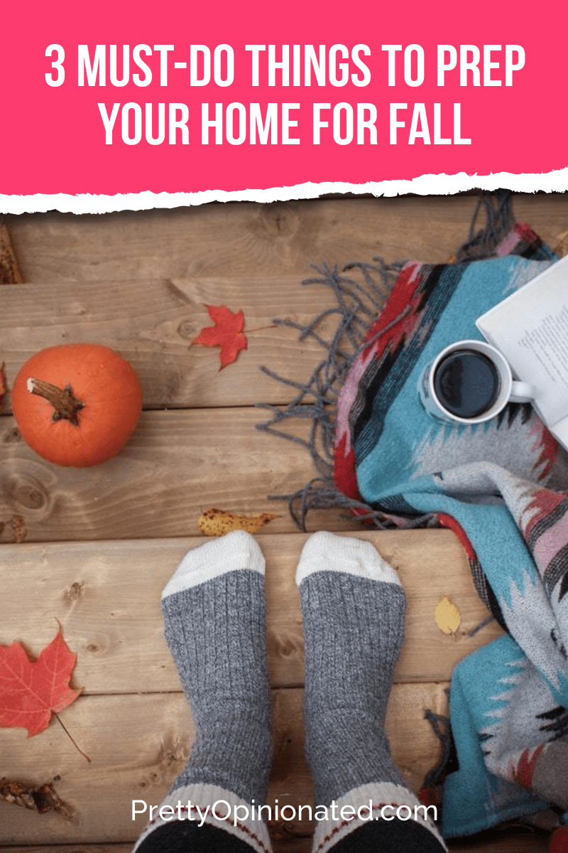 Your house needs some preparation too when the seasons change. Here are some things you should do to get your home ready for fall.