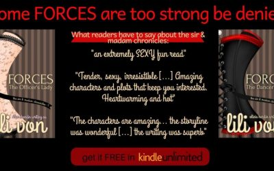 Check Out the Steamy New FORCES Series by Lili Von