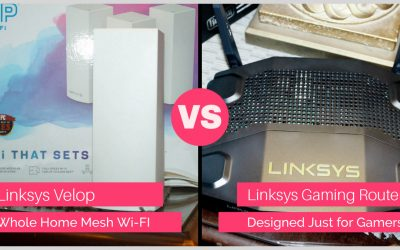 Linksys Velop vs Linksys Gaming Router: Which One Should You Get?