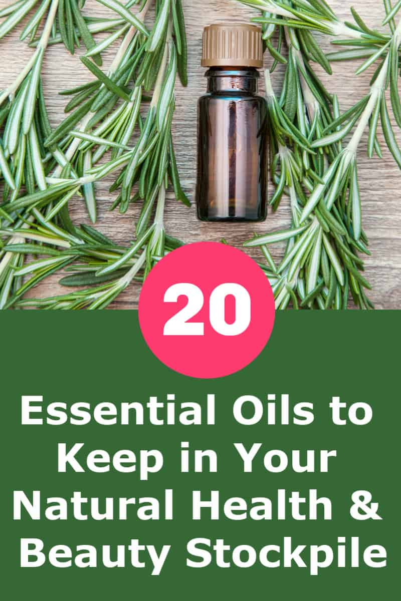 Want to build your own essential oils stockpile so you can make all those fabulous bath salts, sugar scrubs, & home remedies that you see on Pinterest? These are the EOs to start with!