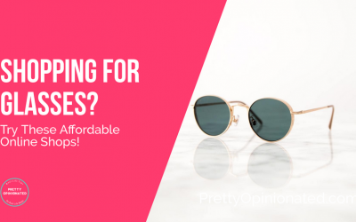 Shopping For Glasses? Don't Neglect These Affordable Online Retailers