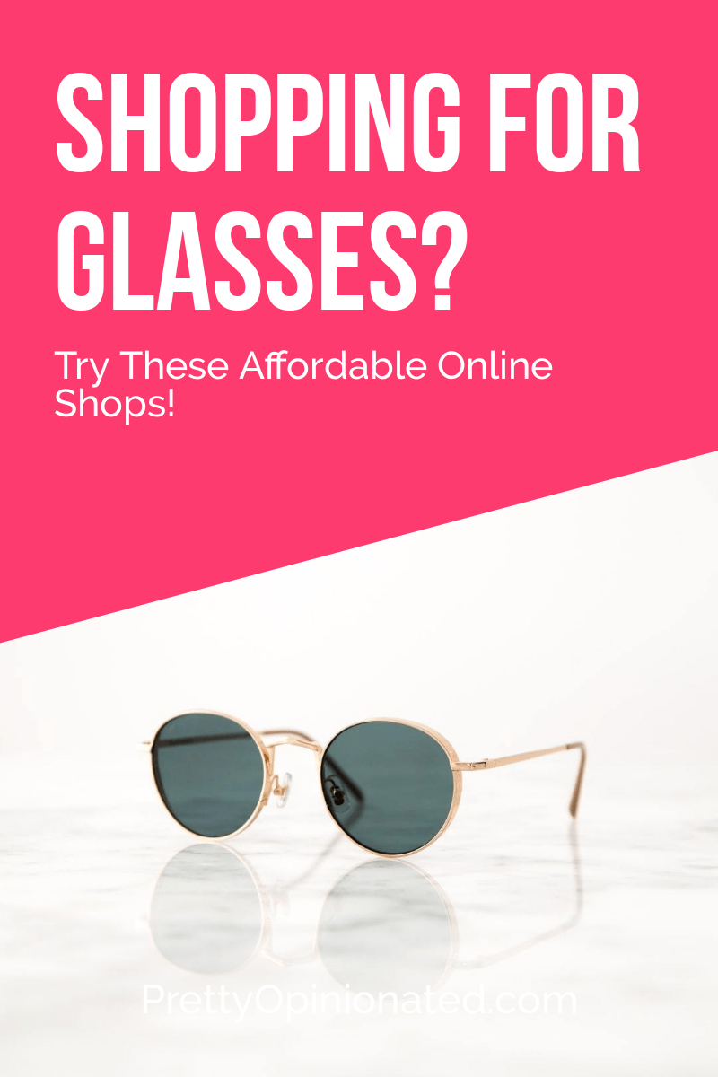 Shopping for new glasses? Check out these affordable online retailers and find out what you'll need to get the perfect fit!