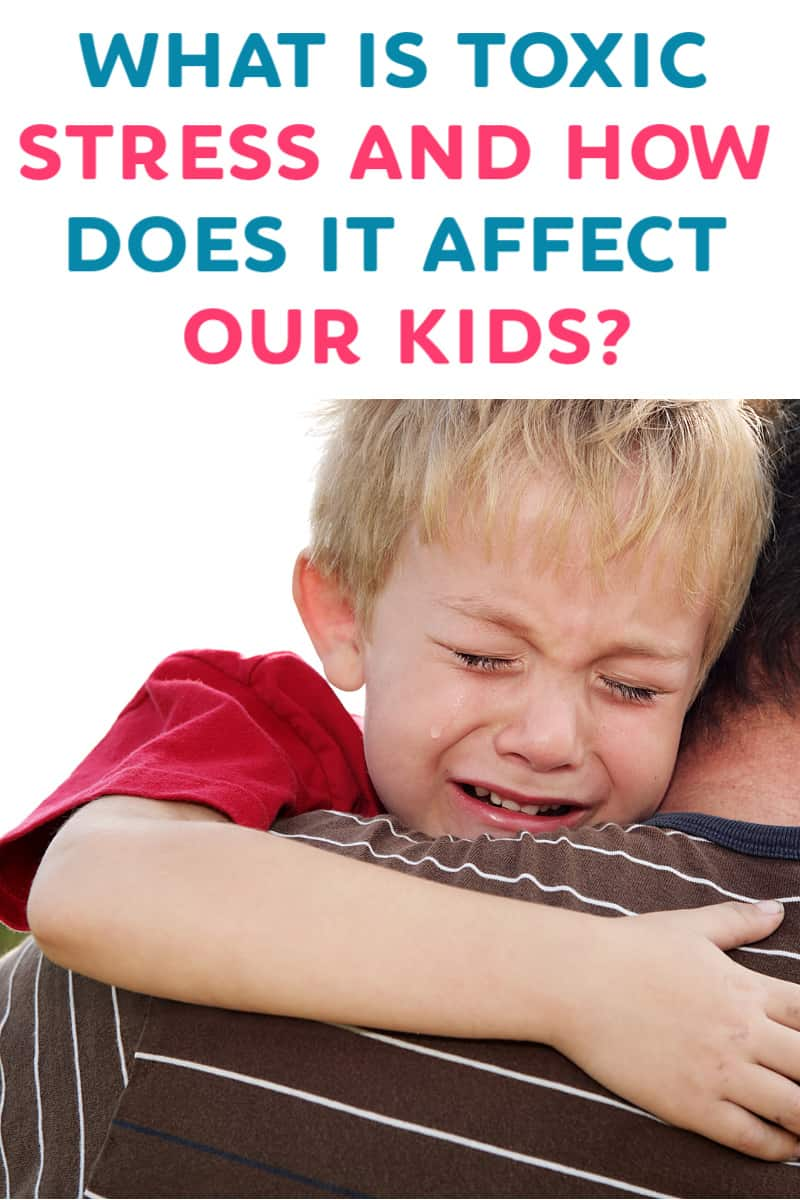 What is toxic stress and how does it affect our kids? Learn the answer to both of these questions, plus find out whether your child is at risk.