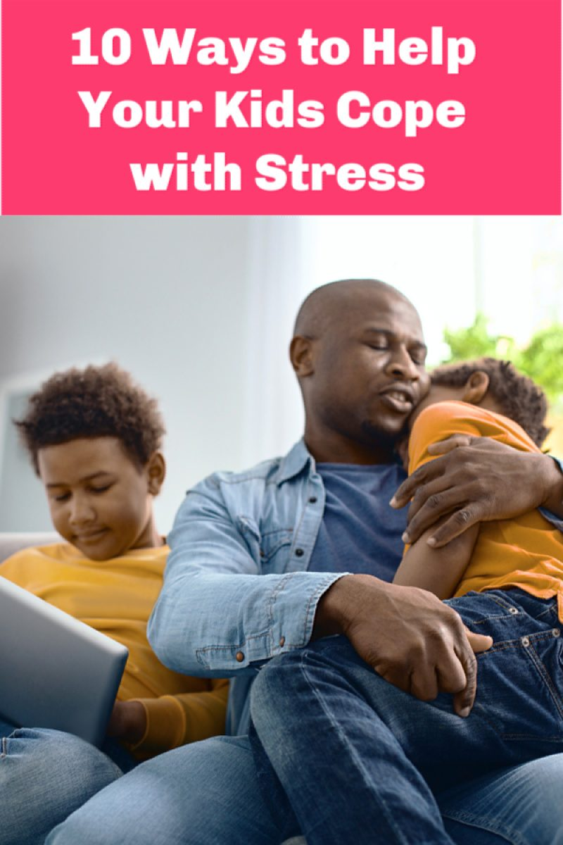 Toxic stress can wreak havoc on your child's life today and in the future. Learn 10 things you can do as a parent to help your children cope with all types of stress!