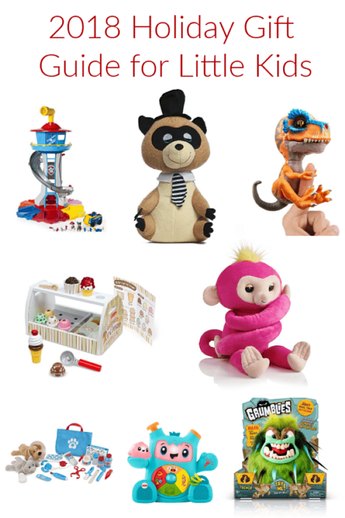Get ready to  knock out a good chunk of your holiday shopping! I\'ve rounded up 10 of the hottest toys of the season for younger kids! Check them out and check them off your list!