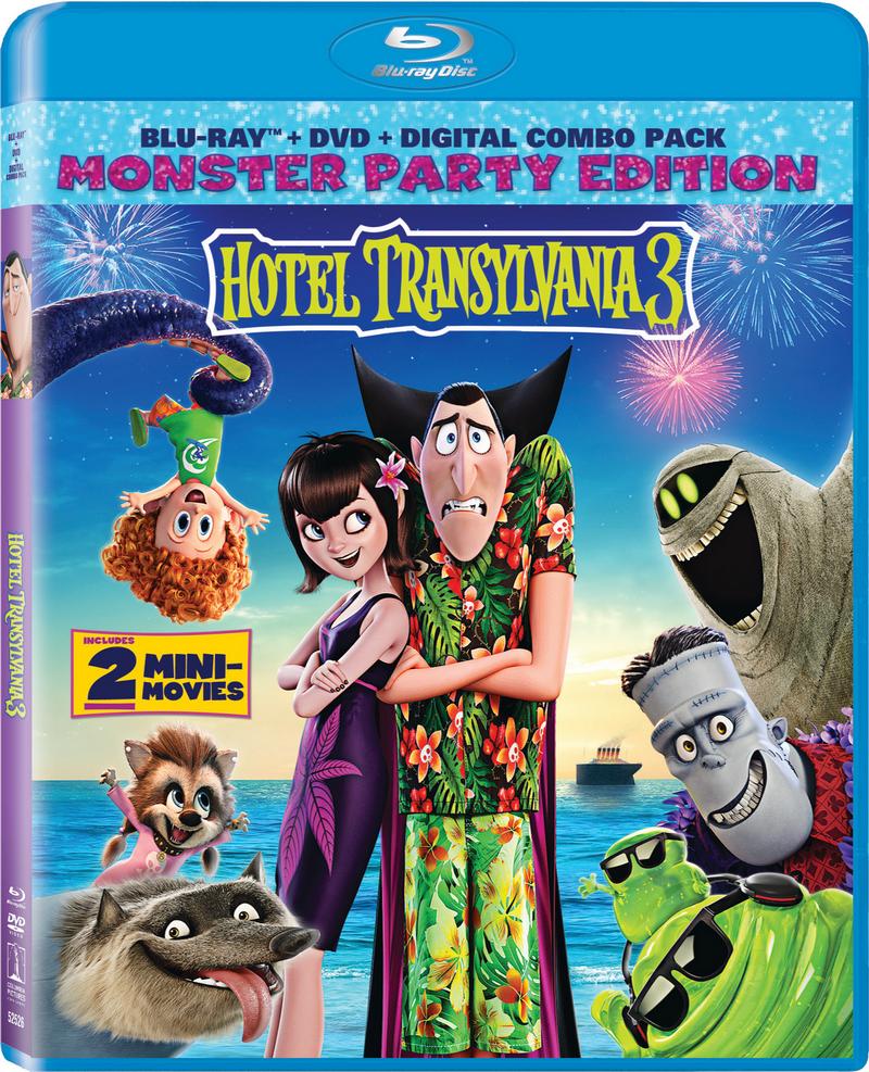 3731165 HotelTransylvania 3 Bluray FrontLeft Grab these FREE Printable Hotel Transylvania 3 Pumpkin Templates!