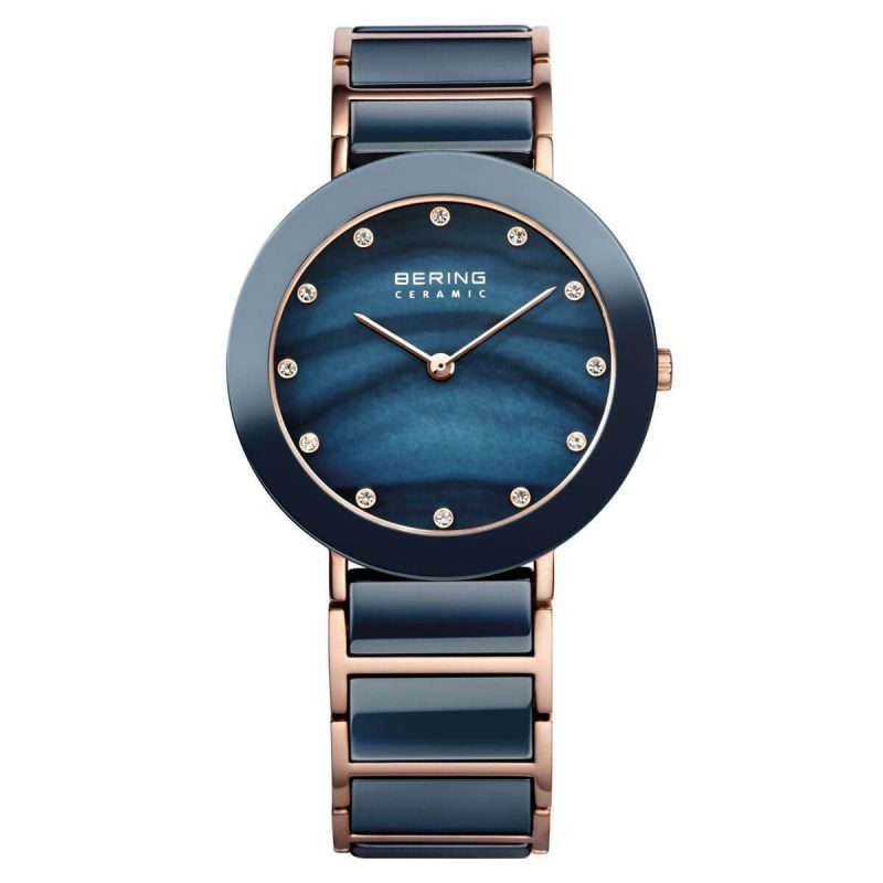 Bering ceramic blue watch 5 Brilliant Ways to Make a Statement with Watches
