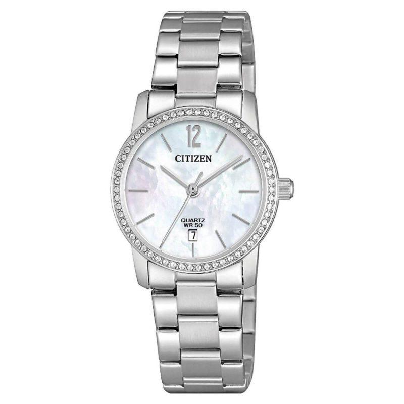 Citizen Womens Swarovski Crystal Steel Watch 5 Brilliant Ways to Make a Statement with Watches