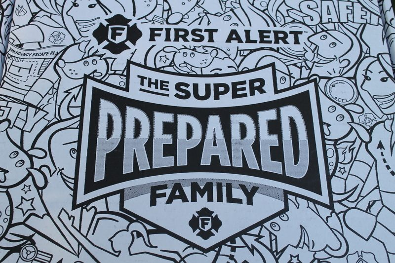 First Alert Fire Prevention b How to Be a Super Prepared Family When it Comes to Fire Safety