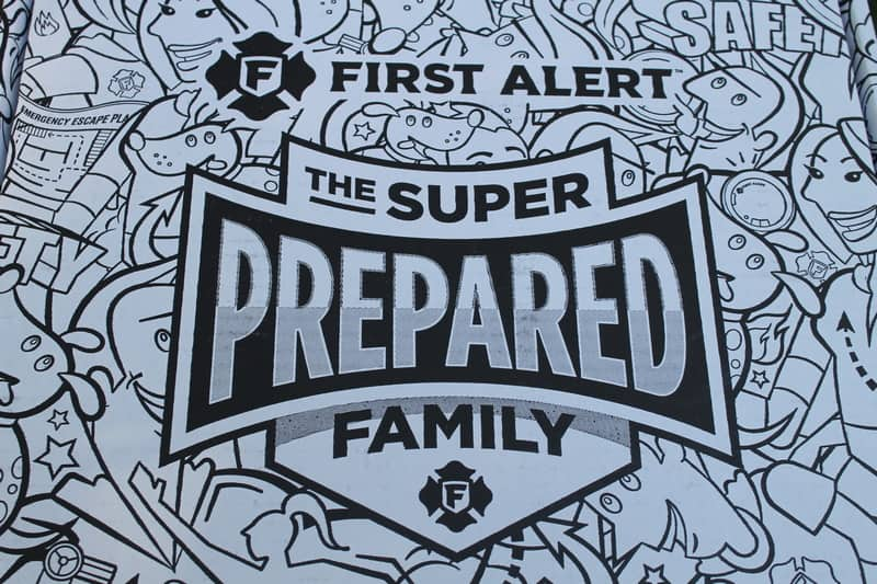 How to Be a Super Prepared Family When it Comes to Fire Safety (with Giveaway)