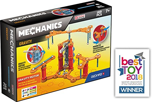 Geomag Mechanics Gravity Motor System 2018 Holiday Gift Guide