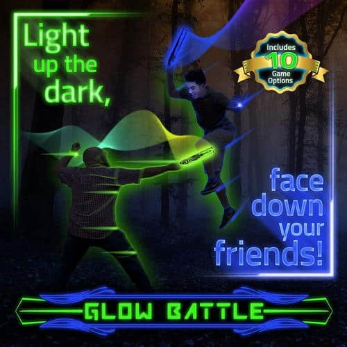 Glow Battle 2018 Holiday Gift Guide
