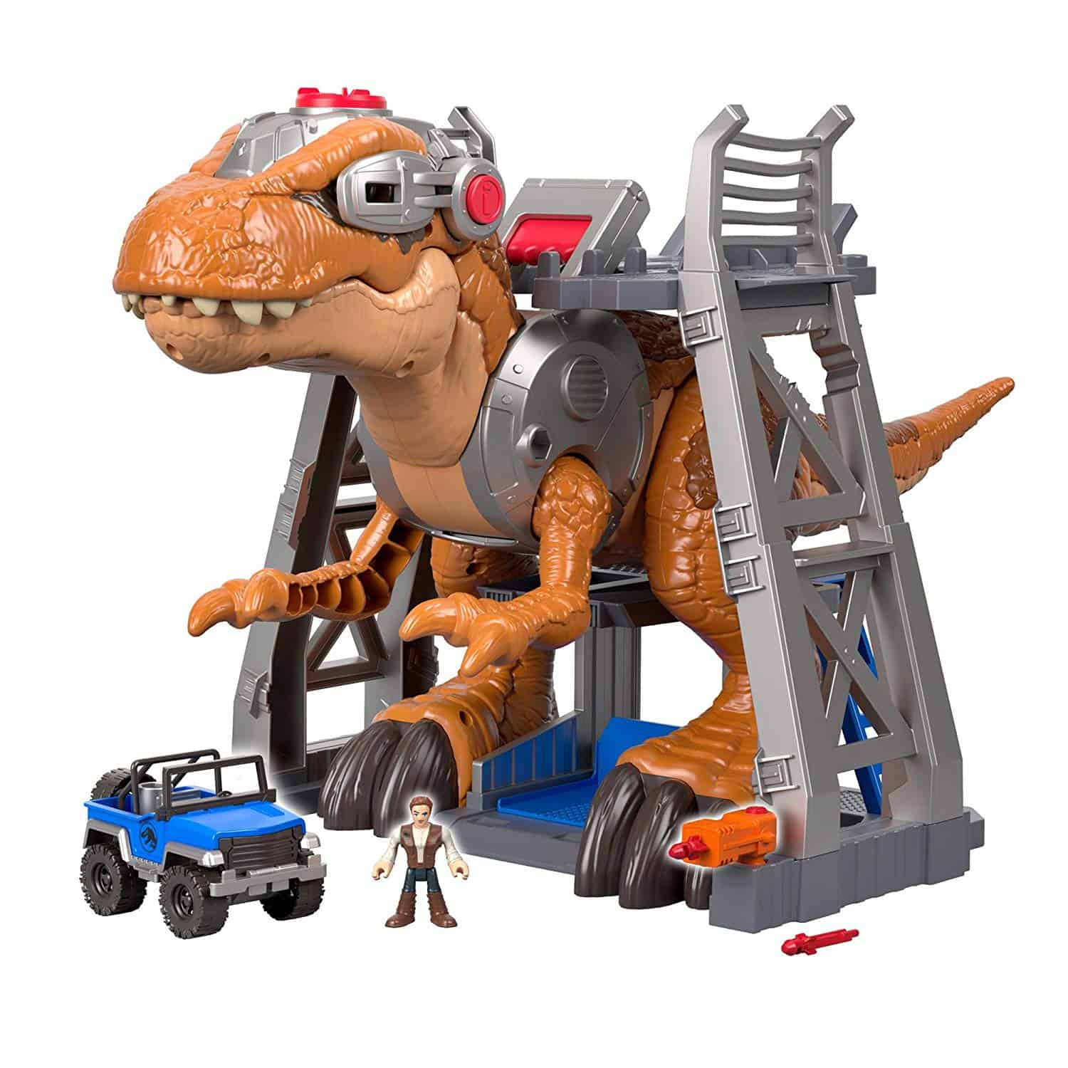 Imaginext Jurassic World Jurassic 2018 Holiday Gift Guide