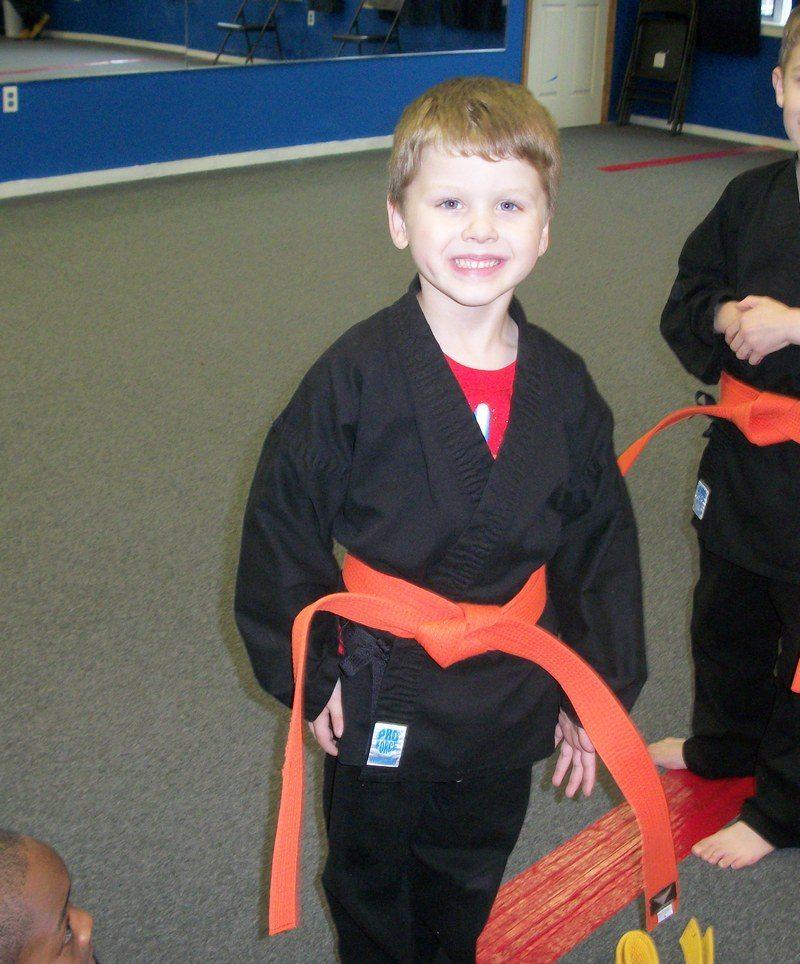 Jacob Karate 10 Ways to Help Kids Cope With Toxic Stress
