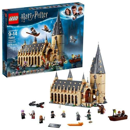 LEGO Harry Potter Hogwarts 2018 Holiday Gift Guide