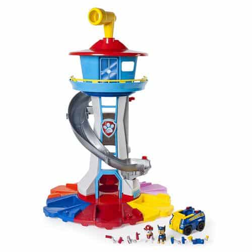 Nickelodeon Paw Patrol My Size Lookout Tower 2018 Holiday Gift Guide