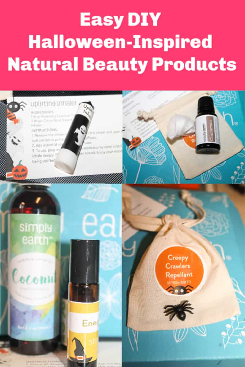 Love making your own natural beauty and home products, but don\'t really feel comfortable following complicated recipes? You are going to adore Simply Earth! Each month, you get everything you need to make super simple yet oh-so cool natural goodies!