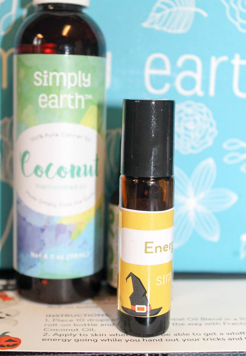 Make Easy DIY Halloween-Inspired Natural Beauty Products with Simply Earth
