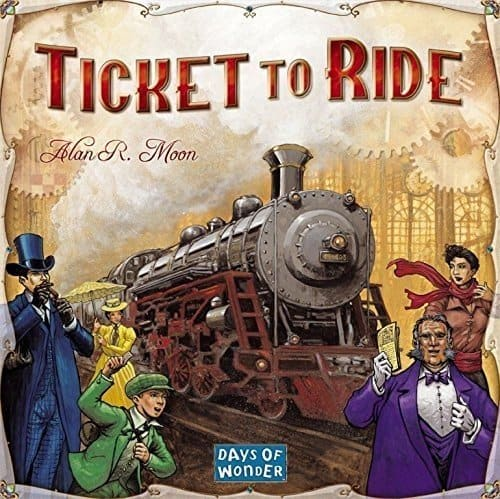 Ticket to Ride 2018 Holiday Gift Guide