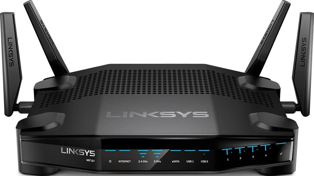 linksys gaming router 2018 Holiday Gift Guide
