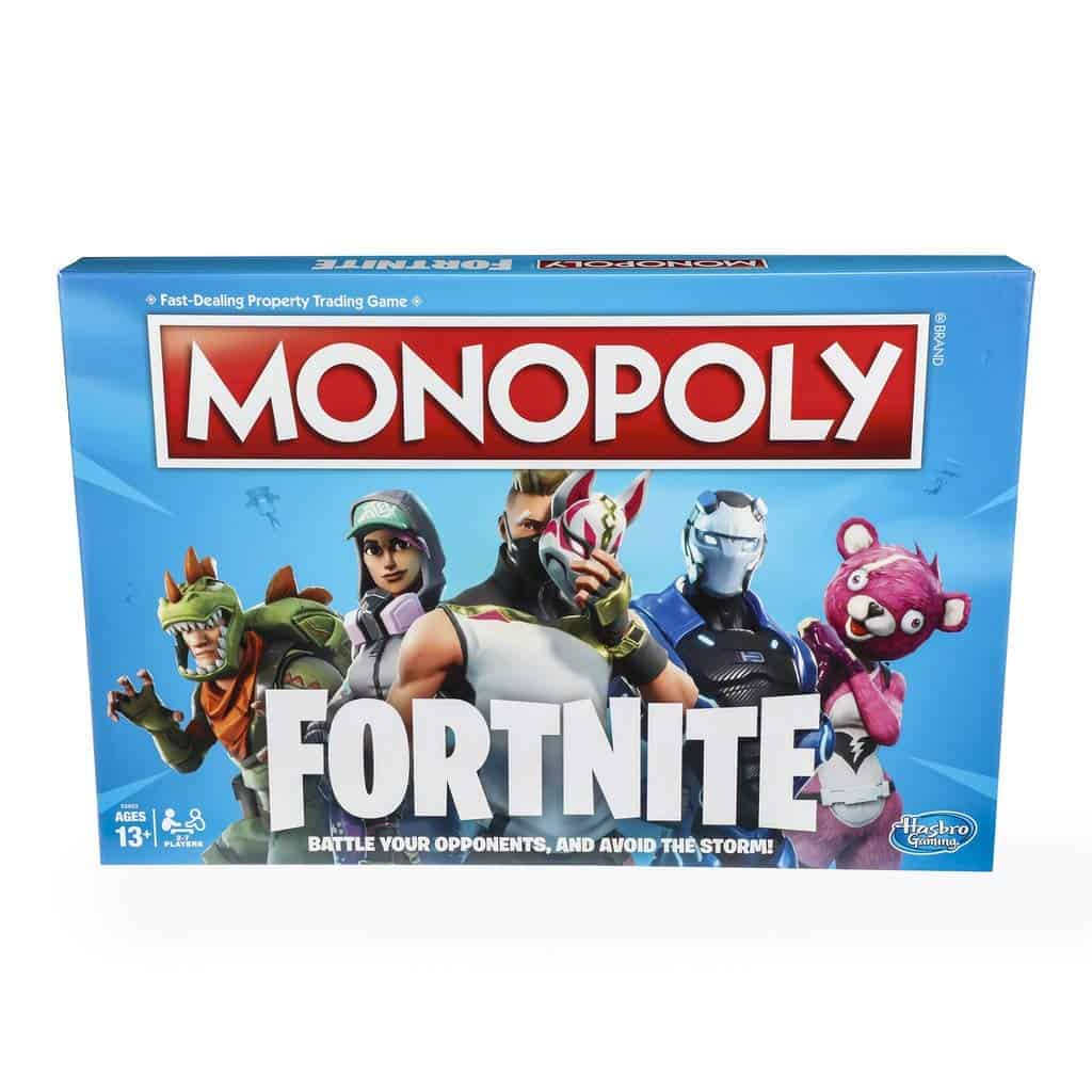 monopoly fortnite 2018 Holiday Gift Guide