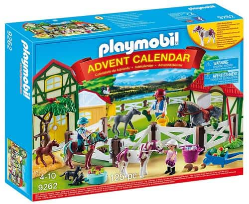 playmobil horse farm advent calendar 2018 Holiday Gift Guide