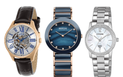 5 Brilliant Ways to Make a Statement with Watches (Plus Save 10% Off Your Order at My Gift Stop!)